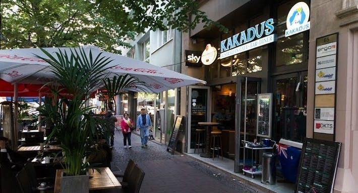 Kakadu's Frankfurt image 9