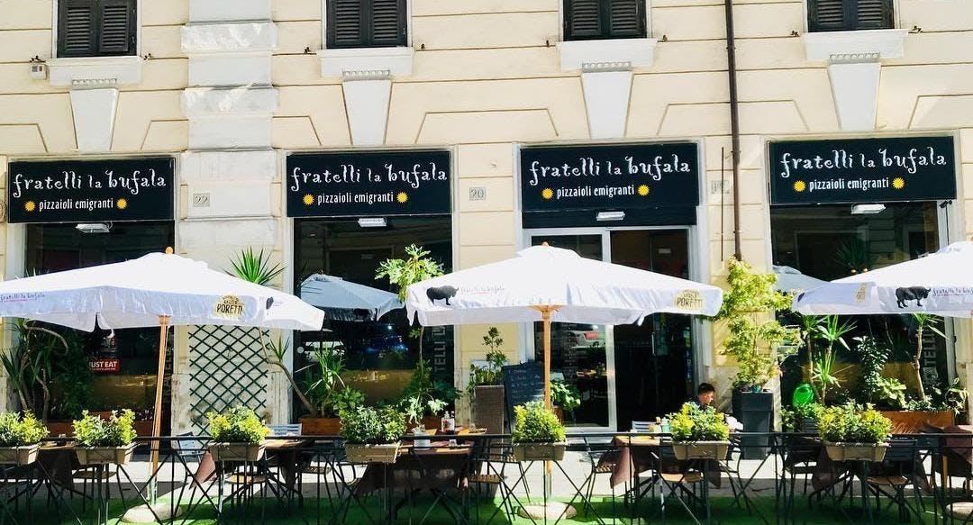 F.lli La Bufala -Roma Piazza Fiume