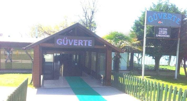 Güverte Restaurant İstanbul image 1