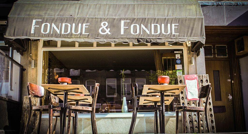 Restaurant Fondue & Fondue