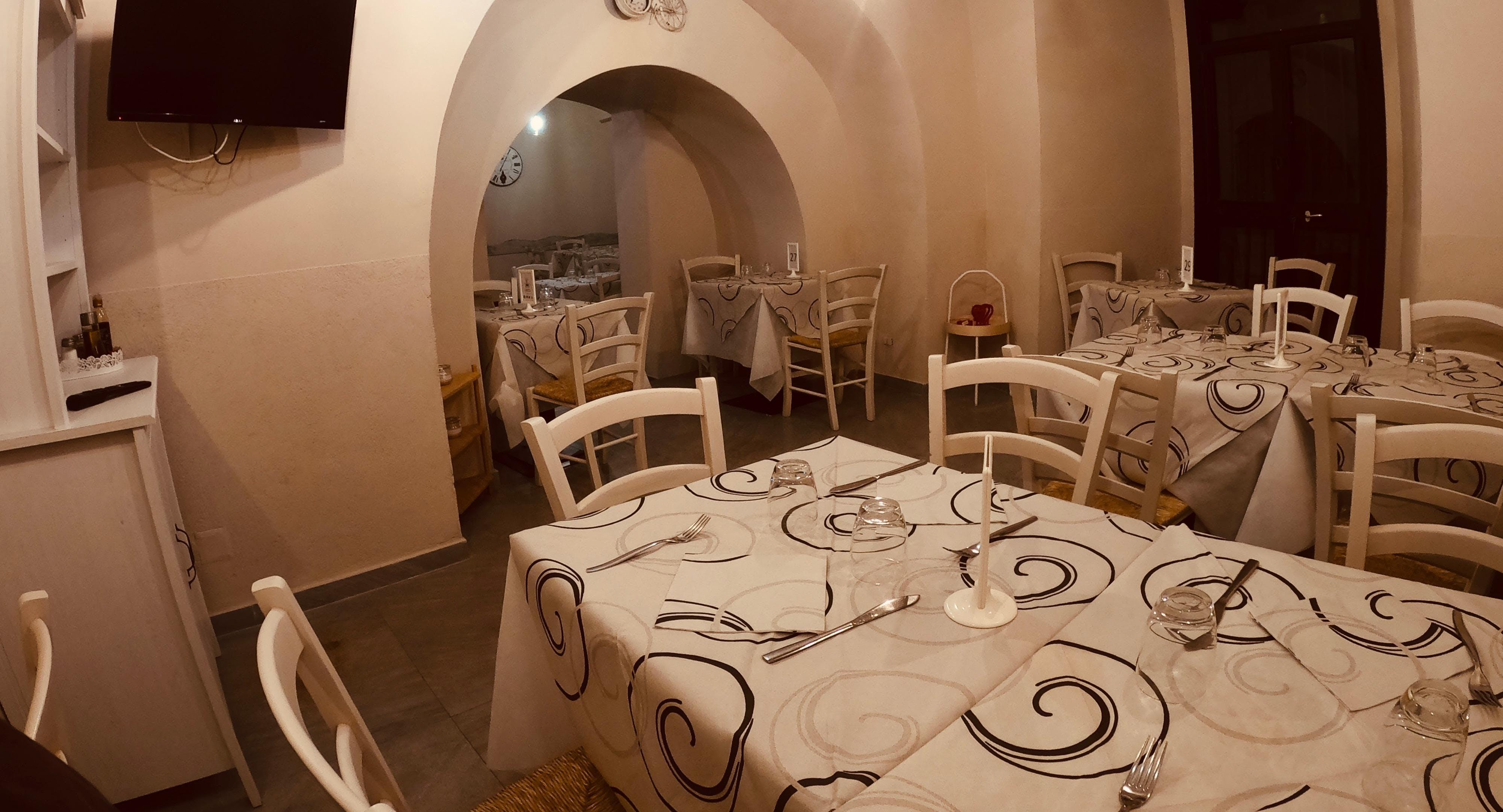 Photo of restaurant Anonymous Trattoria Gourmet in Centro Storico, Naples