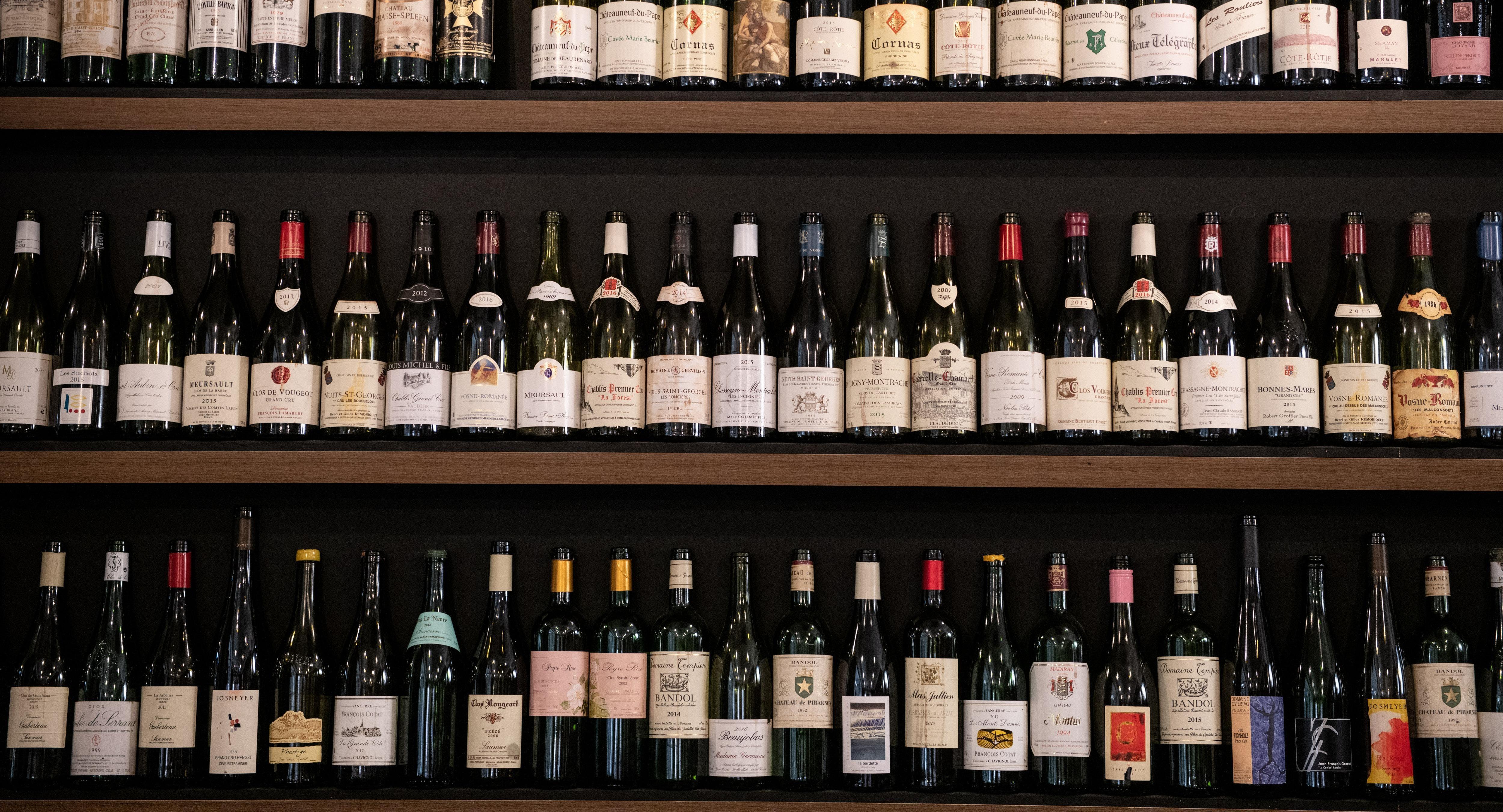 Le Quinze Vins - Mid-Levels
