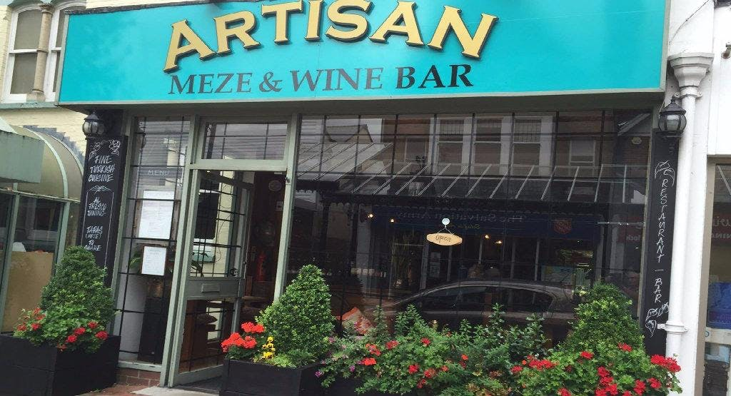 Artisan Meze Bar and Bistro Eastleigh image 1