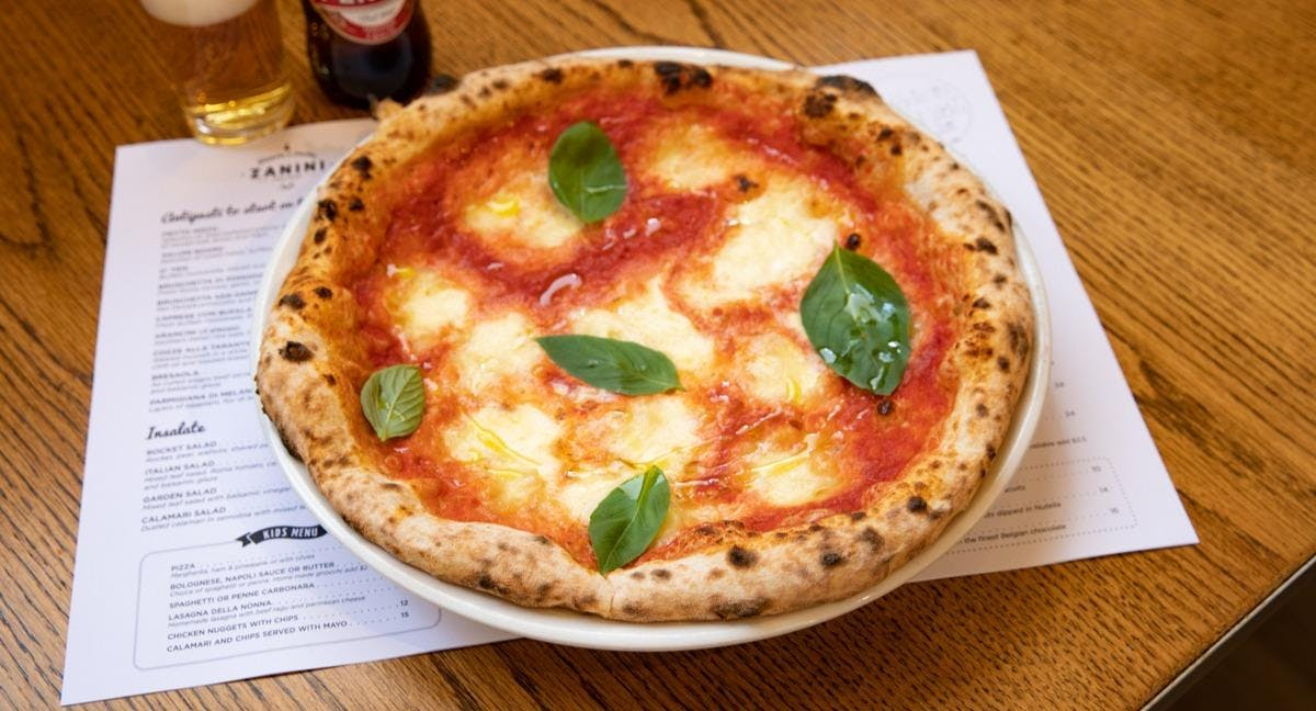 Zanini Pizzeria - St Kilda East