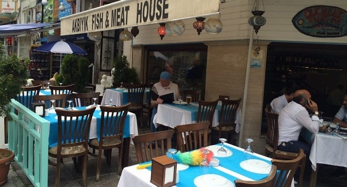 Akbıyık Fish & Meat House İstanbul image 2
