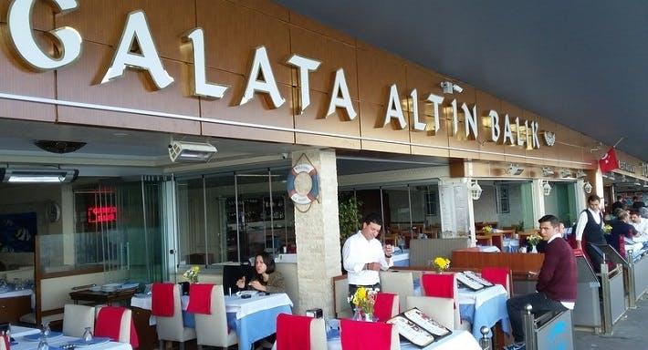 Photo of restaurant Galata Altın Balık in Eminönü, Istanbul