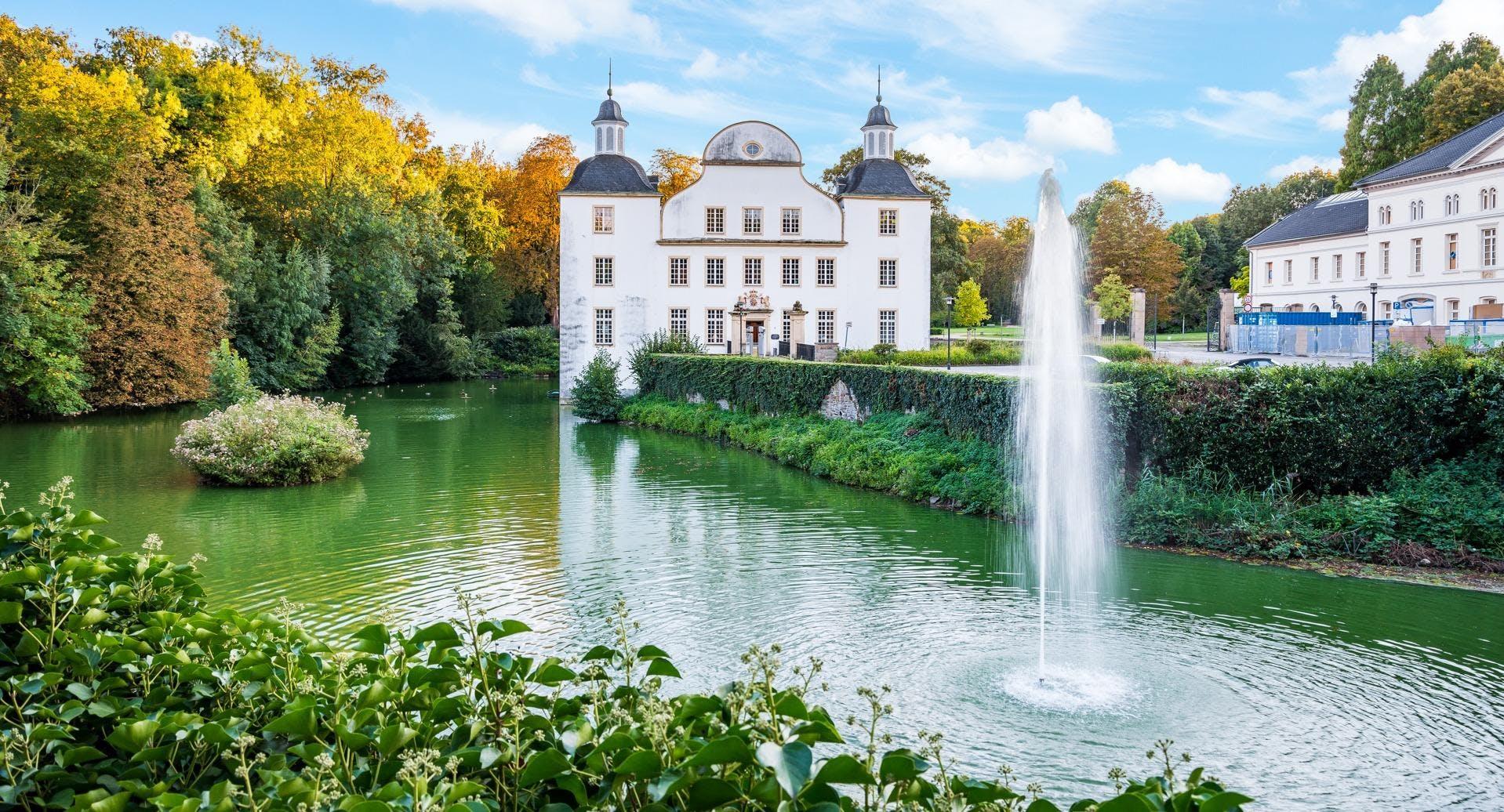 Zur Münze auf Schloss Borbeck Essen image 2