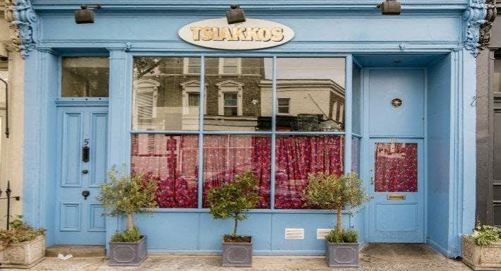 Tsiakkos & Charcoal London image 4
