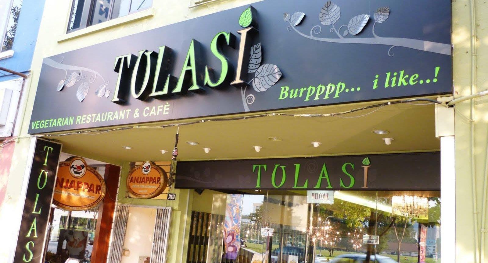Tulasi Vegetarian Restaurant & Cafe Singapore image 2