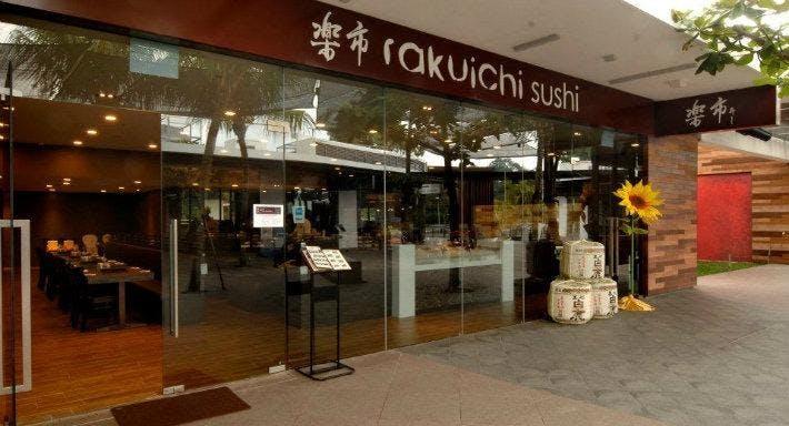 Rakuichi Sushi - Greenwich V