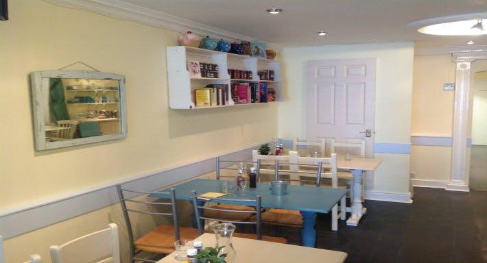 The Kitchen Door Cafe