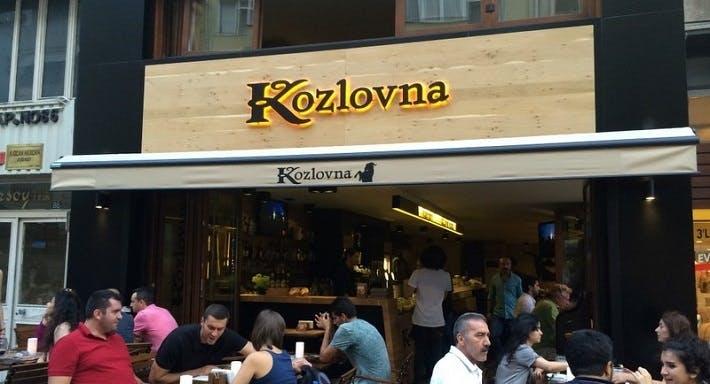 Kozlovna Çek Mutfağı
