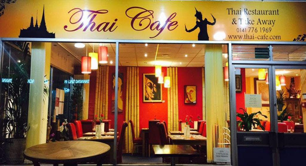 Thai Cafe Restaurant Kirkintilloch image 1