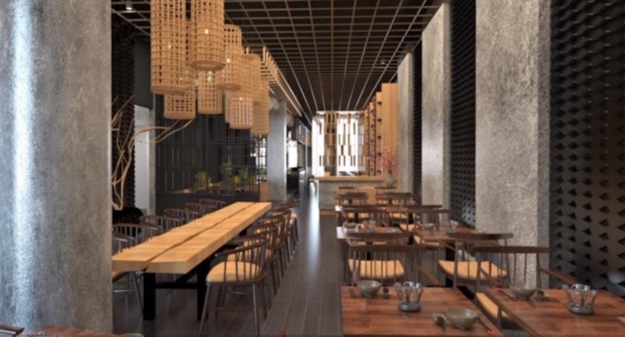 Zen Restaurant Friedrichshain Berlin image 3