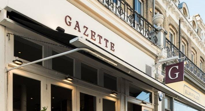 Gazette Brasserie - Putney London image 1