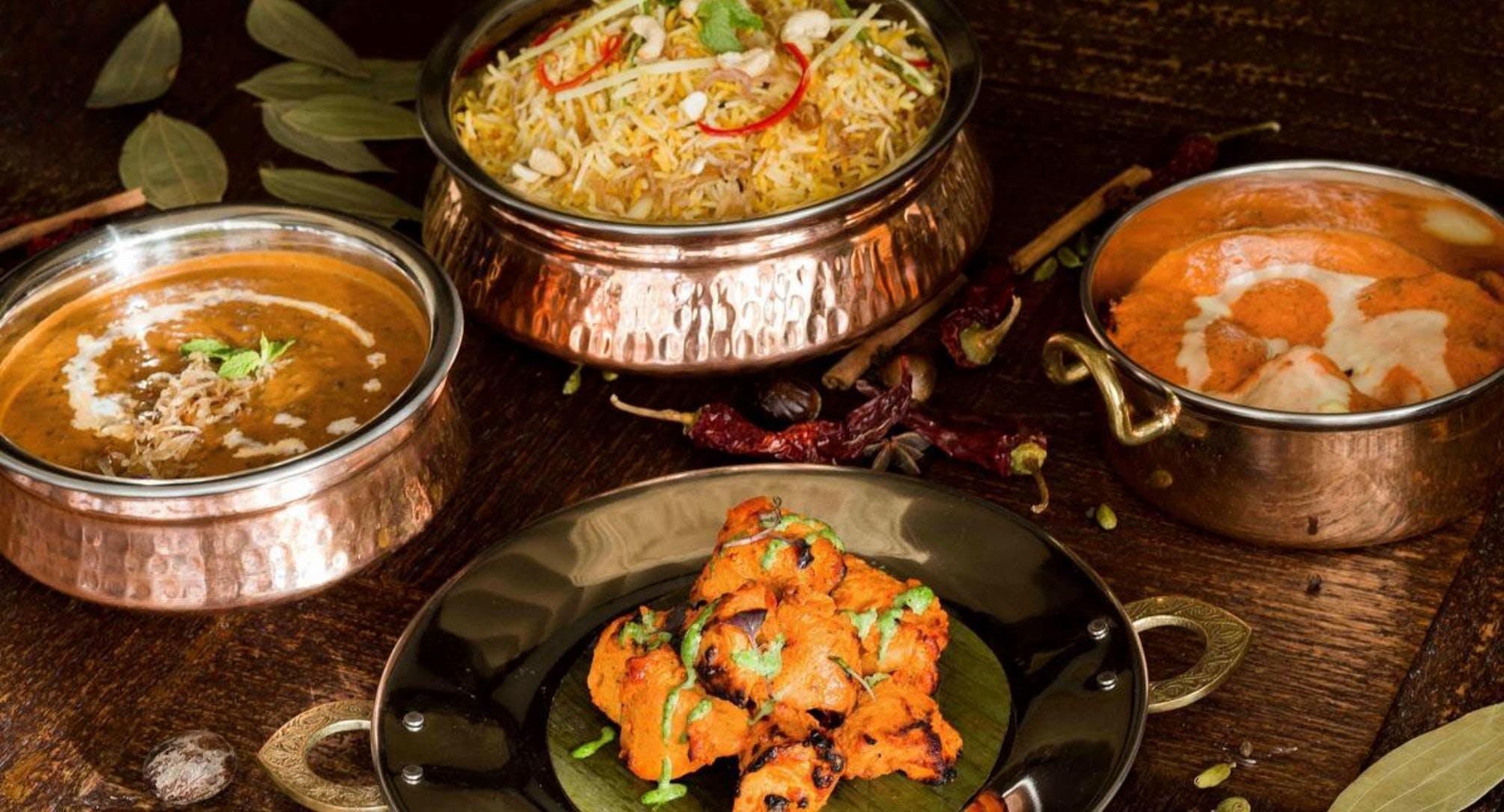 Indian Restaurant Akbar Amsterdam image 1