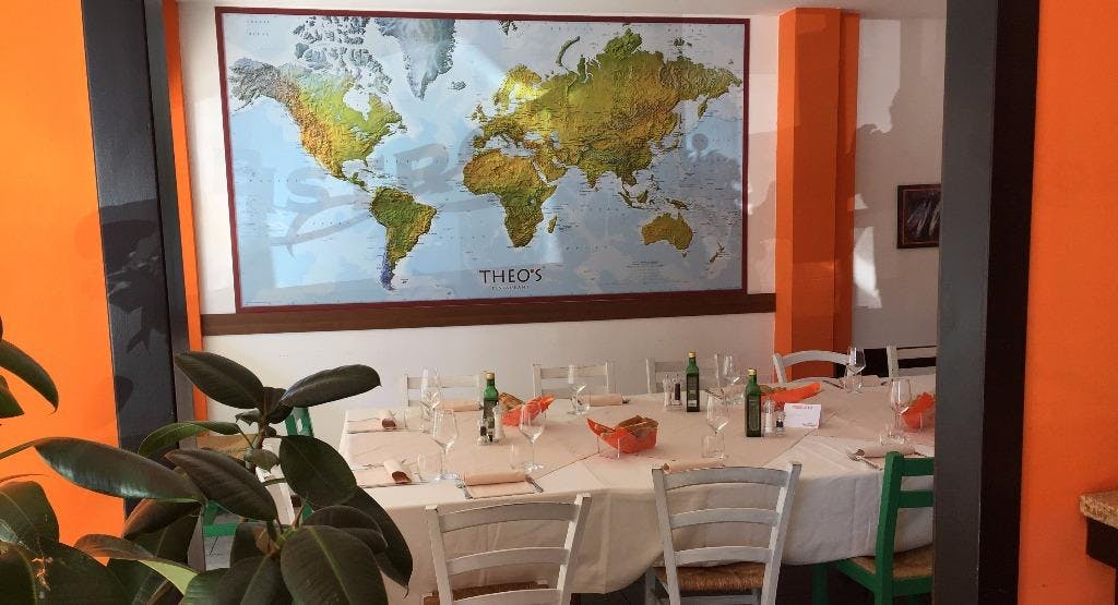 Theo's Restaurant Novara image 1