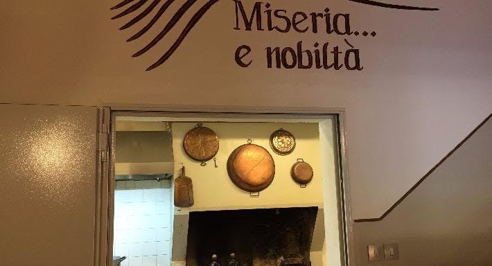 Trattoria miseria e nobiltà Bologna image 2