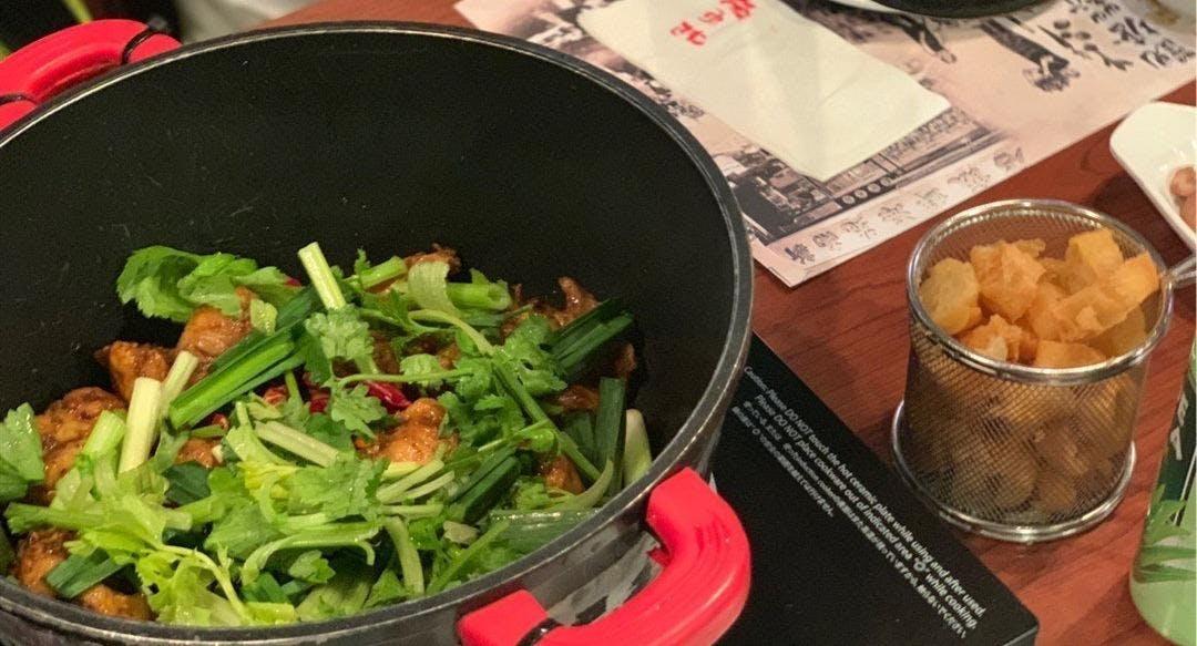 San Nam Yuen 新南苑私房菜火鍋鷄煲