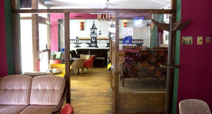 Cafe Hannibal Friedrichshain Berlin image 3