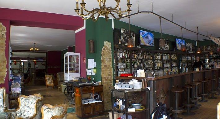 Cafe Hannibal Friedrichshain Berlin image 4