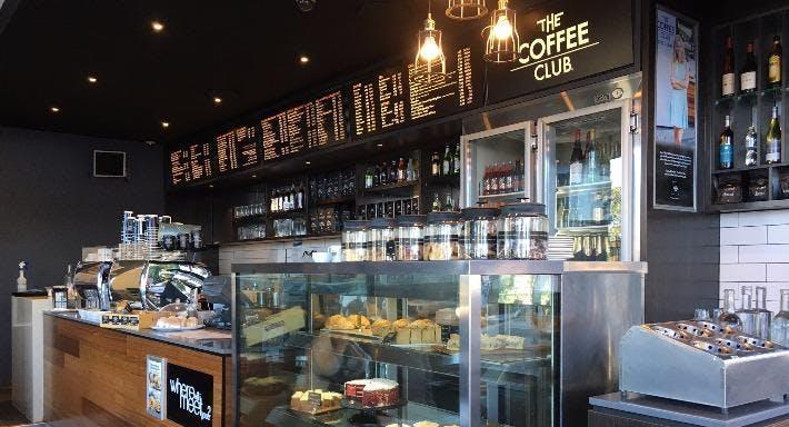 The Coffee Club Brisbane Square