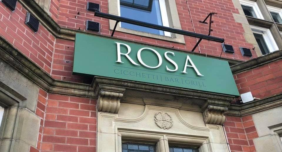 Photo of restaurant Rosa Cicchetti Bar and Grill in Westhoughton, Bolton
