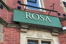 Restaurant Rosa Cicchetti Bar and Grill in Westhoughton, Bolton