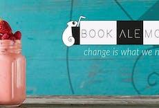 Book Ale Moon Cafe Bistro