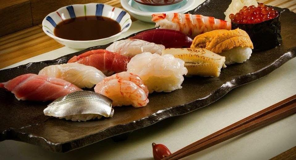 Sushi Jiro at Keppel Bay Singapore image 1