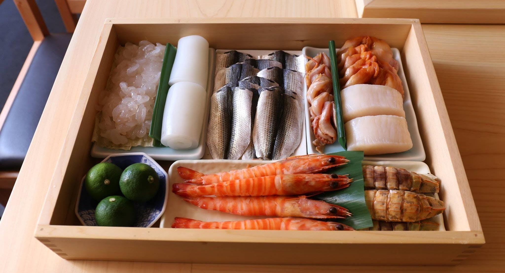 Sushi Kohaku 鮨琥珀 Hong Kong image 1