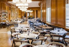 Restaurant Gillray's Steakhouse and Bar in Southbank, London