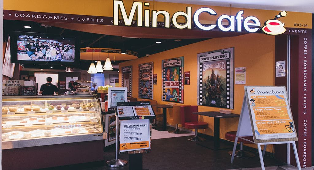 The Mind Cafe (Funan)