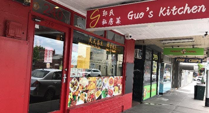Guo's Kitchen