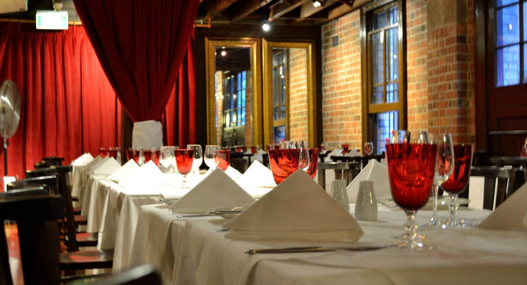 Alfredo Authentic Italian Restaurant