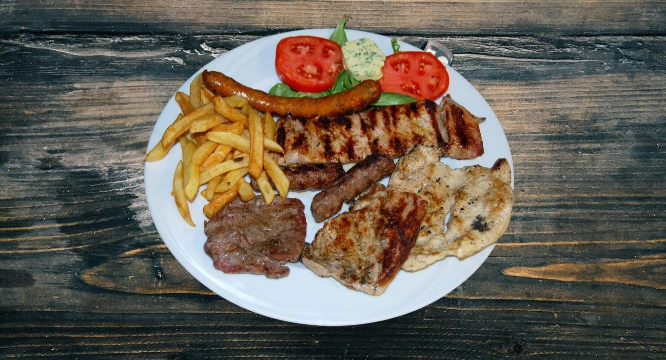 Ziko's Grill