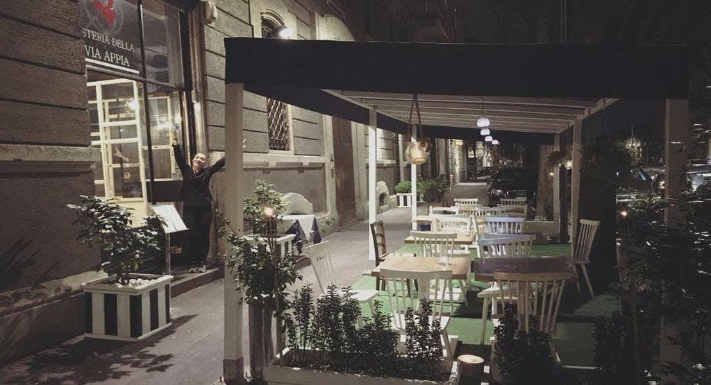 Osteria Della via Appia 2 Milano image 1