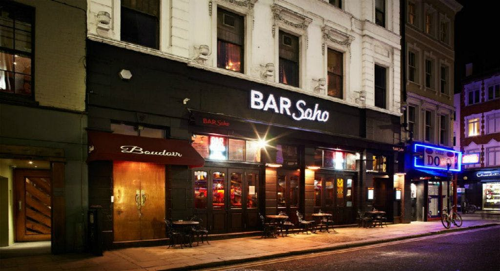Bar Soho London image 1