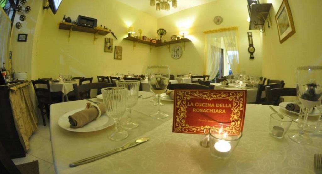 La Cucina della Rosachiara