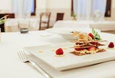 Restaurant Alla Villa Fini in Dolo-Mira, Venice