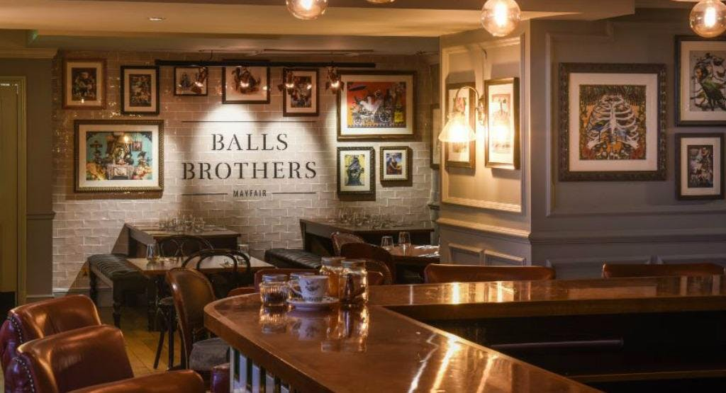 Balls Brothers Mayfair London image 1