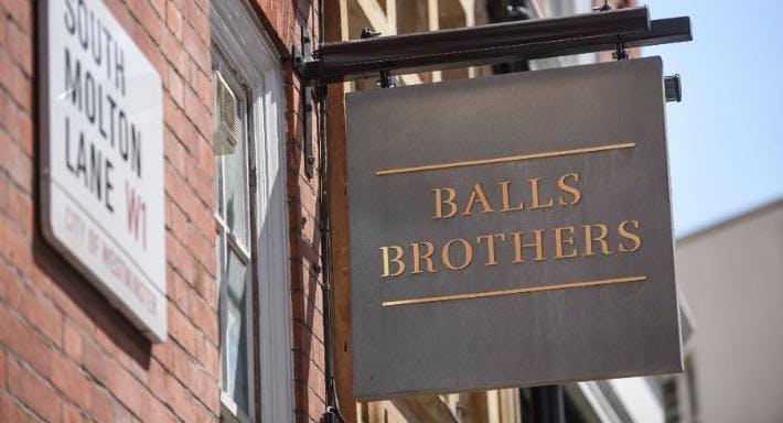 Balls Brothers Mayfair London image 2