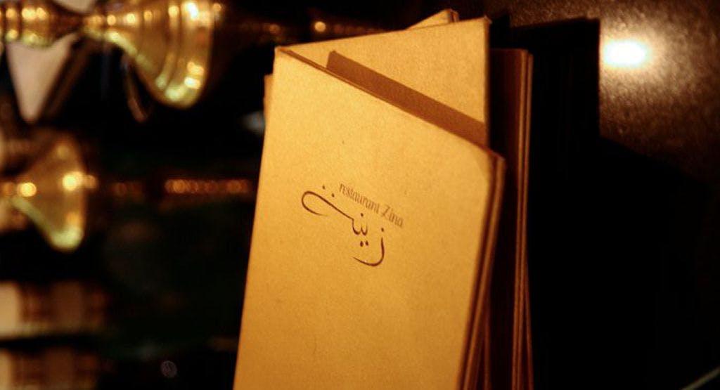 Restaurant Zina Amsterdam image 1
