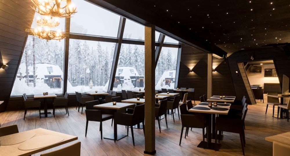 Glass Resort Restaurant
