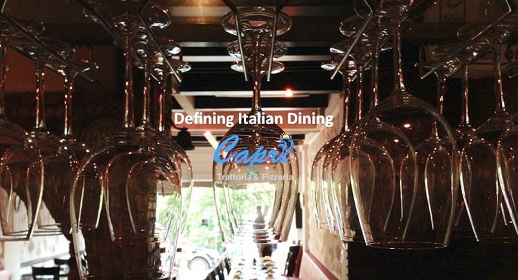 Capri Trattoria & Pizzeria Singapore image 1