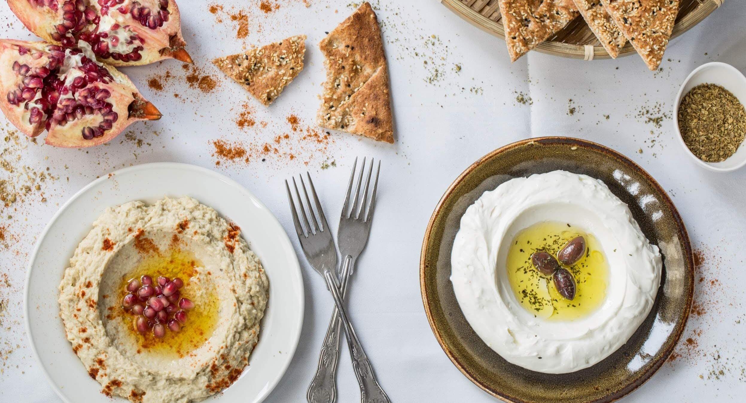 Ishbilia Lebanese Cuisine
