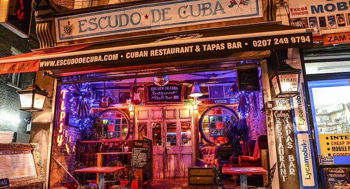 Escudo de Cuba Londra image 2