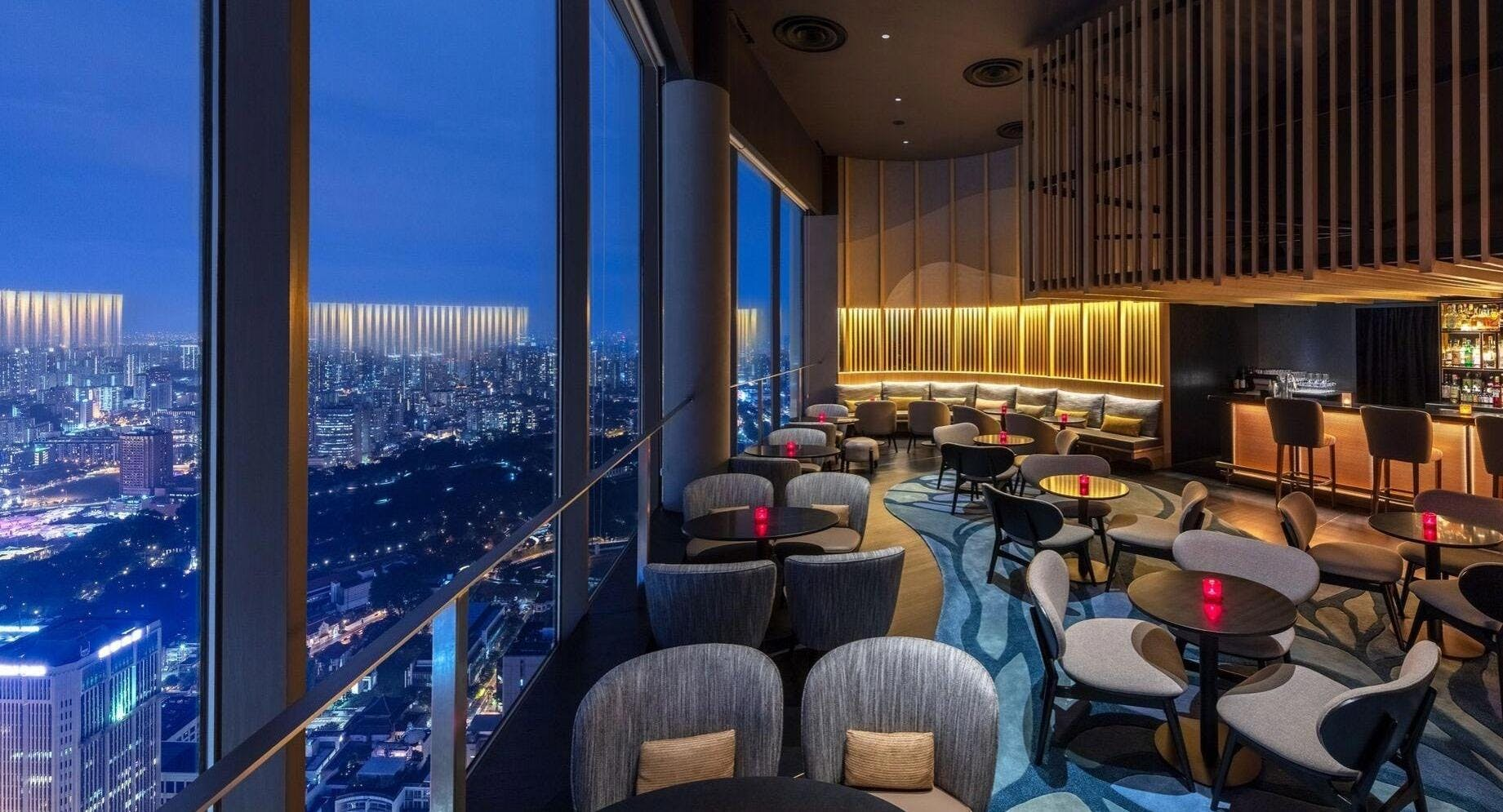 Photo of restaurant SKAI Bar in City Hall, Singapore