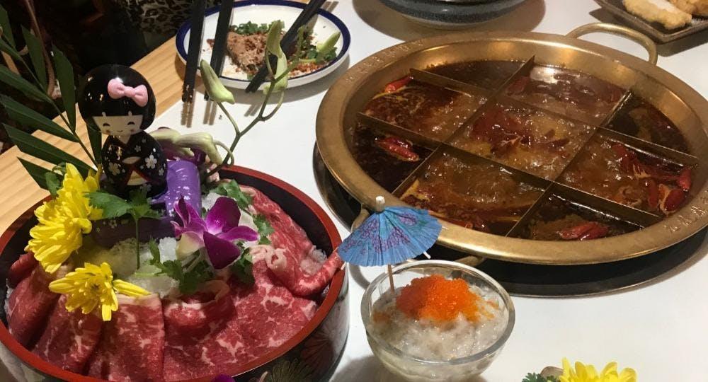 Jiu Long Ding Chongqing Hotpot 九龍鼎