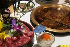 Restaurant Jiu Long Ding Chongqing Hotpot 九龍鼎 in Haymarket, Sydney